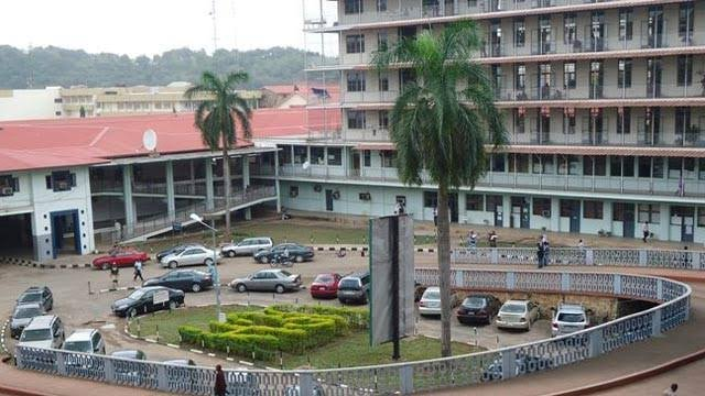 Area view of UCH